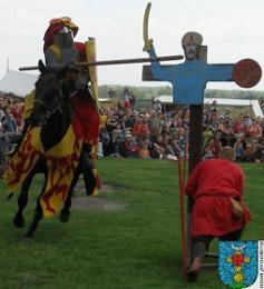 turniej rycerski czersk 2011